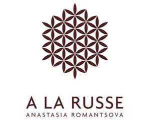 A La Russe Logo
