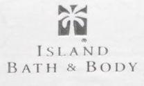 Island Bath and body Logo
