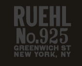 Ruehl No.925 Logo