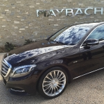 Zapach do wnętrz Mercedes Maybach Agarwood